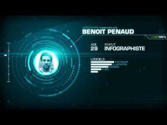 CV Graphiste - Benoit Penaud