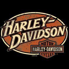Logo Harley Davidson, Harley Davidson Stickers, Harley Davidson Images, Harley Davidson Wallpaper, Harley Davidson Motorcycles, Motorcycle Art, Bike Art, Storefront Signs, Harley Davison