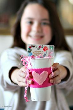{Be My Valentine} Simple Gift Idea