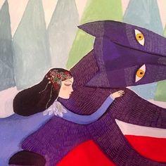Purple Rain Illustrators - Aurelia Fronty General Portfolio