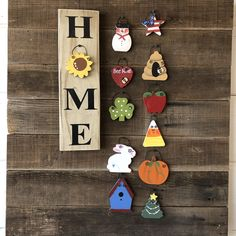 New Mini Home Vertical Sign online - Showmetopstyle Personalized Street Signs, Personalized Door Mats, Funny No Soliciting Sign, Rustic Wood Wall Decor, Front Porch Signs, Seasonal Decor, Holiday Decor, Wooden Fish, Owl Charms