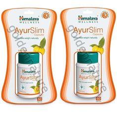 Himalaya Herbal Ayurslim 60 capsules/ Trigonella+ Garcinia + Gymnema Sylvestre i…