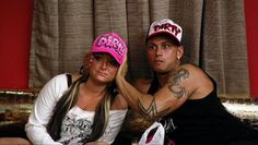 This made me laugh. Pauly D and Deena