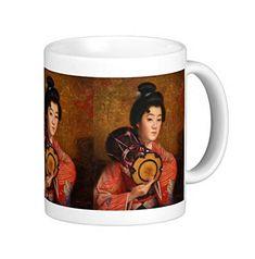 岡田三郎助『 婦人の肖像 』のマグカップ:フォトマグ(日本の名画シリーズ) 熱帯スタジオ http://www.amazon.co.jp/dp/B014P9MEN2/ref=cm_sw_r_pi_dp_LZodwb1R66HR5