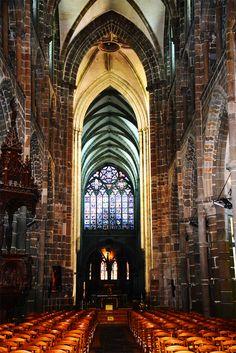 La Cathédrale Saint-Samson de Dol de Bretagne