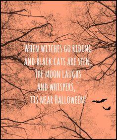 Halloween Printable – Free Download #halloween #printable #free *click to download*