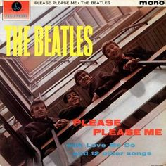 The Beatles - Please Please Me(LP) LP Record Album On Vinyl