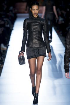 Diesel Black Gold Winter 2014 @ New York Fashion week