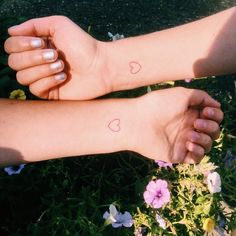 Temporary Tattoos for you and your BFF!