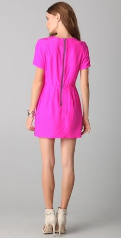 Kimberly Taylor - Peru Dress with Even Hem