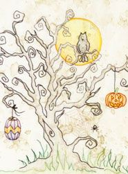 hand embroidery and quilt patterns crabapple hill studio - Halloween Hand Embroidery Patterns