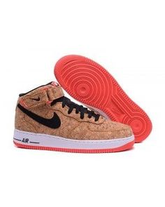 Nike Air Force 1 Mid Cork AF1 Mens Shoes | air force 1