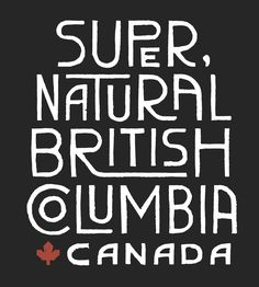 Reviewed: New Logo for Destination British Columbia  |  Makes me want to go there... #identity