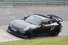 2015 Porsche 911 GT2 Luxury Sports Car: Spy Shot http://selancars.com/2015-porsche-911-gt2-luxury-sports-car-spy-shot/