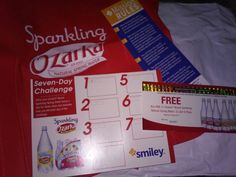 I sparked a healthy habit with Ozarka Brand Sparkling Spring Water! Click to learn more! #7DaysofSparkling