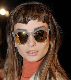 Fashion & Lifestyle: Trussardi Sunglasses Spring 2013 Womenswear