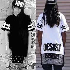 Hip-Hop Mens T-Shirt Allover Paisley Bandana Print Graphic Short Sleeve Zipper #Unbranded #PersonalizedTee
