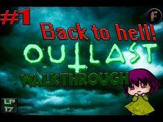 Outlast II walkthrough #1 - Back to hell - PC