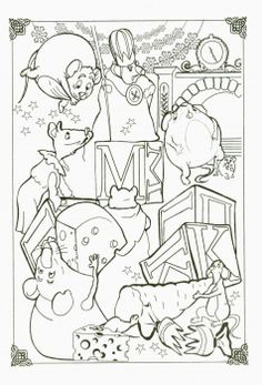Visiting The Beach Is A Most Charming Printable Coloring Page Of Three Little Girls Making Their Way Across Rocky To Sand