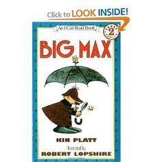 Big Max by Kin Platt