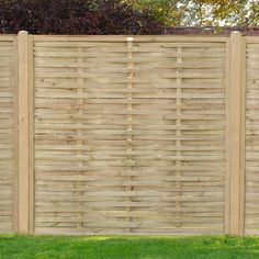 Don't forget, our Woven Fence Panels promotion ends of June! 🎉 The wooden panels feature an elegant woven design and are ideal for creating a decorative boundary marker. Visit our website to shop! Slatted Fence Panels, Trellis Fence Panels, Decorative Fence Panels, Decorative Garden Fencing, Garden Fence Panels, Garden Design Plans, Modern Garden Design, Modern Design, Wooden Fence