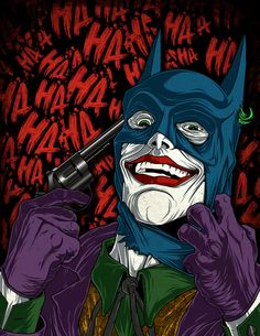 Batman + The Joker, The Last Laugh by Anthony Petrie