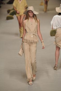 Hermès Spring 2009 Ready-to-Wear Fashion Show Collection