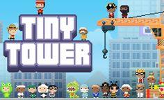 Tiny Tower para iPhone y iPad – App del Día de iPadizate
