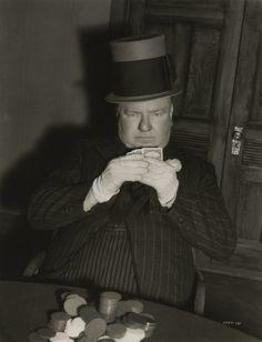 W.C. Fields (1940, photo by Jack Freulich)