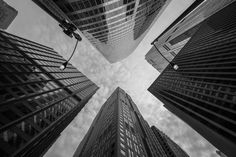 Diving into the sky, Chicago | Fraaamed | Limited Edition Photos