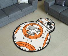 Star Wars BB-8 Rug