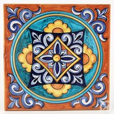 italian ceramic tile designs - Google Search