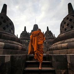 Blend in to the chanting and prayers of thousands of devotees coming together celebrating Vesak Day on May 11th in the Borobudur Temple #WonderfulIndonesia   Photo source : www.rappler.com  http://www.indonesia.travel/en/post/inspiring-vesak-day-rituals-at-the-magnificent-borobudur-temple