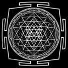 Shri_Yantra - Antar Pravas 2011- Visionary Art by AntarPravas