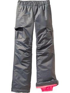 Girls Snow Pants XS