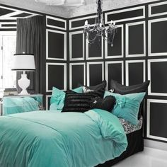 Wake Up Frankie : Boutique Bedding, Pink Bedding, Dorm Bedding, Teen Comforters Pink Bedding, Dorm Bedding, Teen Room Decor, Bedroom Decor, Bedroom Ideas, My New Room, My Room, Tiffany Blue Bedroom, Turquoise Room