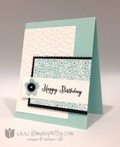 12 Sweet Card Ideas for Retiring Stamps | Stampin' Pretty