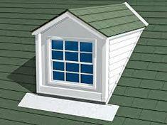 Výsledek obrázku pro dormer windows with tiles