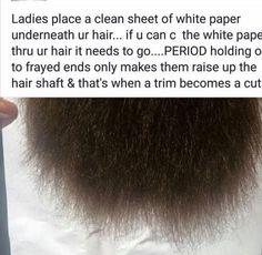 Natural hair glory.