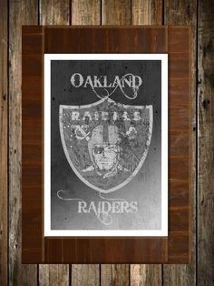 Oakland Raiders Map Topographical Sports Print Art 11x17  • • • • • • • • • • • • • • • • • • • • • • • • • • • • • • • •  11 inches by 17 inches. Frame not included  • • • • • • • • • • • • • • • • • • • • • • • • • • • • • • • •  Please note the border. Poster is ready for framing and printed on high-quality photo paper. We use only archival quality paper and inks.  • • • • • • • • • • • • • • • • • • • • • • • • • • • • • • • •  All prints are carefully packed for shipping with soft…
