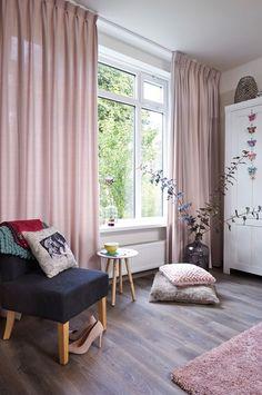 Xu hướng chọn rèm vải cho nhà hiện đại