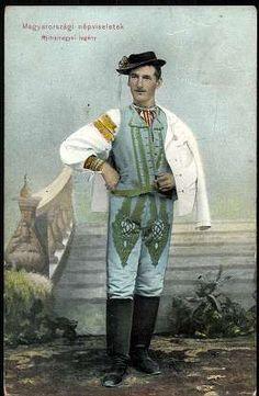 Folk Costume, Costumes, Rusalka, Folk Clothing, Hungarian Embroidery, Medieval Castle, Traditional Dresses, Vintage Images, Folk Art