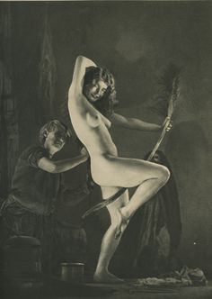 American Grotesque :: The Life and Art of William Mortensen on Haute Macabre