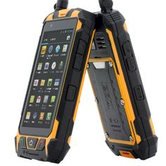 "4.5"" Rugged Smartphone Android 4.2 Dual Core Waterproof Dustproof Shockproof IP67 GPS Walkie Talkie Compass Laser 4100mAh Battery Cell Phone"