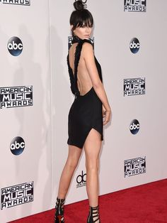 Kendall Jenner attends the 2015 American Music Awards.  Jason Merritt, Getty Images