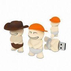 Funny Character USB Flash Drives