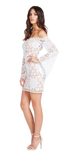 Holly Dress - Miss G Lace Dresses, Formal Dresses, Race Day Fashion, Womens Fashion, Shopping, Beautiful, Style, Tea Length Formal Dresses, Swag