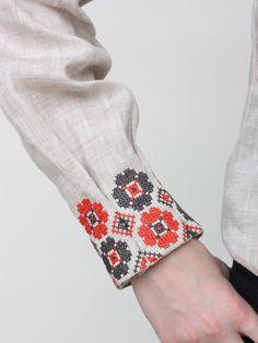 Жіноча вишиванка ES1 – купити ручну роботу по найкращій ціні від ЕтноДім
