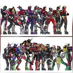 Kamen Rider Decade, Kamen Rider Series, Kamen Rider Zi O, Art Poses, Anime Comics, Power Rangers, Marvel Entertainment, Superhero, Pegasus