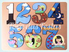 """Visuais em EVA """"Dias da criação"""" Aproximadamente 25cm de altura. Sunday School Crafts For Kids, Bible School Crafts, Sunday School Activities, Fun Crafts For Kids, Toddler Crafts, Bible Activities For Kids, Bible For Kids, Creation Bible Crafts, 7 Days Of Creation"""